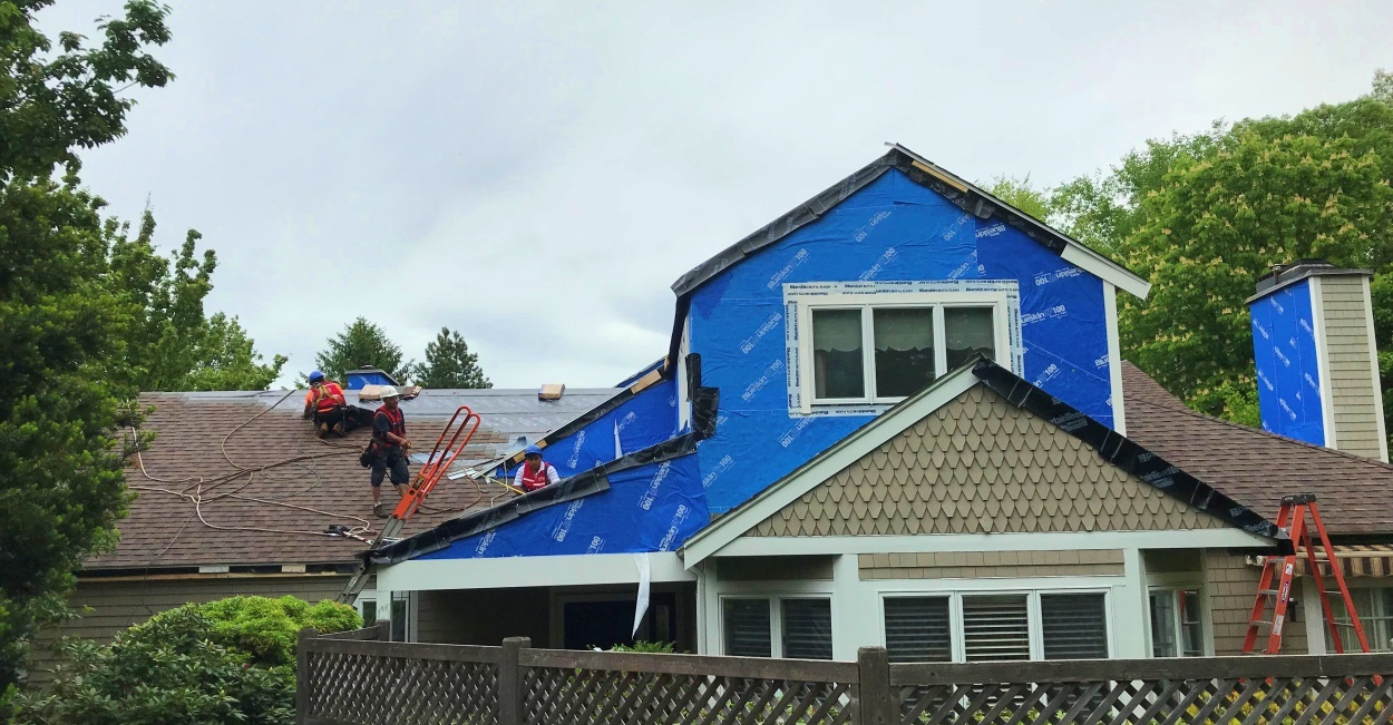 How to Pay for a New Roof